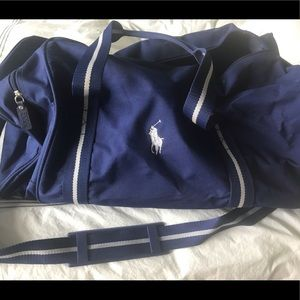 Ralph Lauren POLO duffel bag